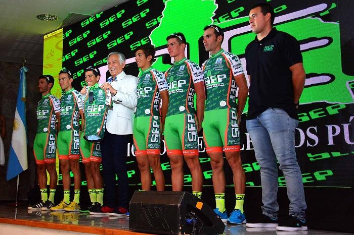 S.E.P San Juan continental team