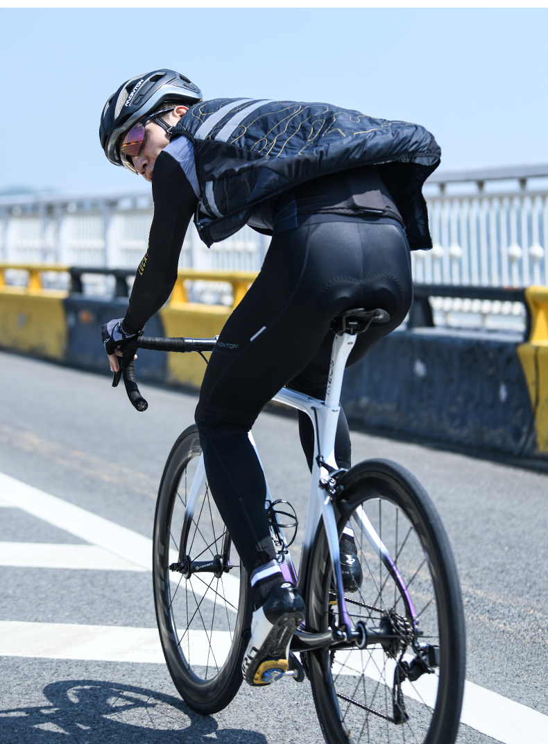 thermal vest cycling
