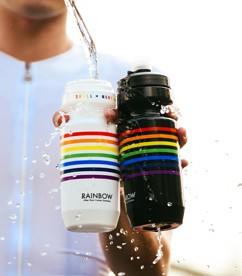 cycling bottle