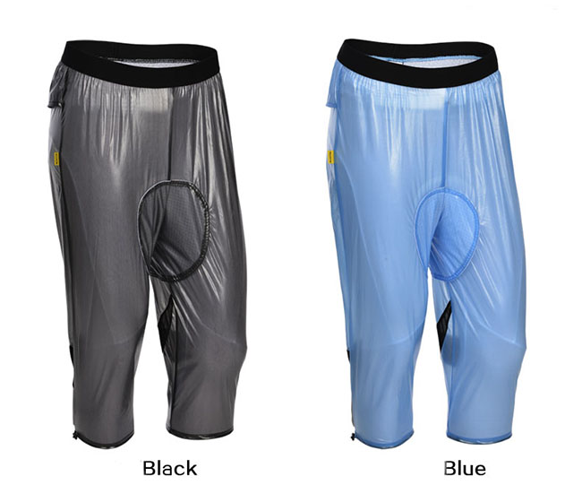 Waterproof cycling shorts no padding
