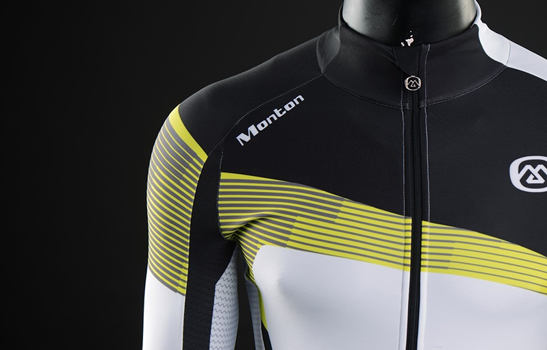cycling jersey details