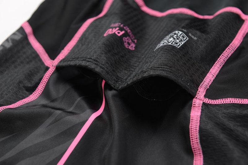 women tri skinsuit details