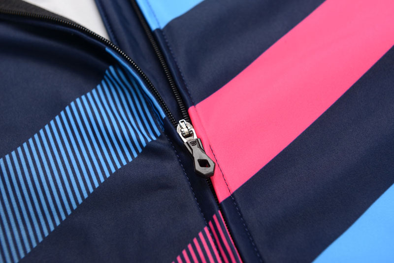 winter cycling jersey details