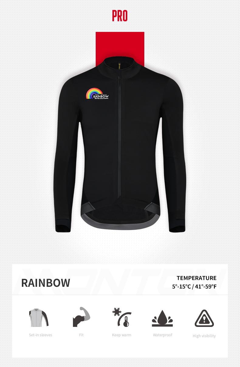 winter cycling jacket