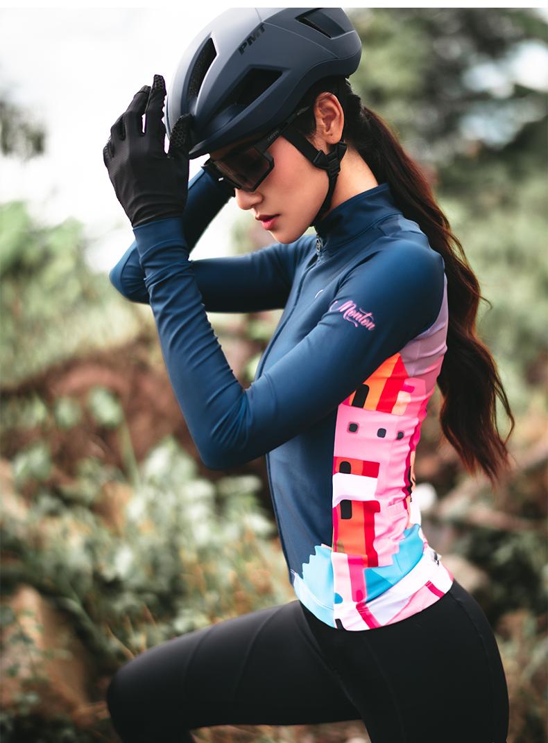 winter cycling jerseys long sleeve