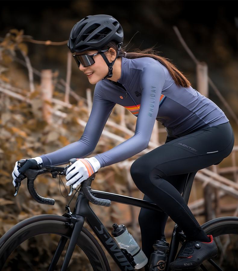 winter cycling jersey