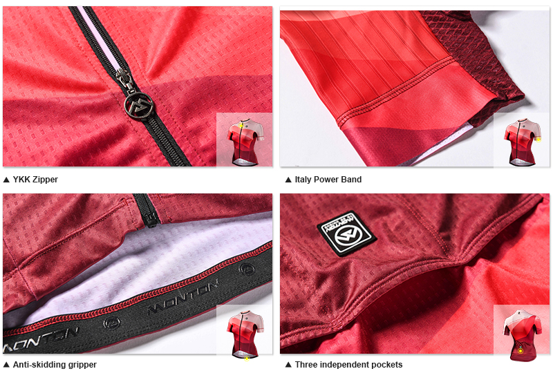 bike jersey details