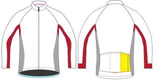 custom long sleeve cycling jerseys
