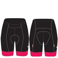 custom cycling shorts template
