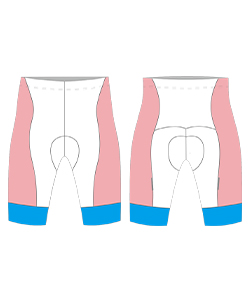 Cycling Shorts template