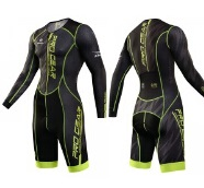 Long Sleeve Cycling Skinsuit