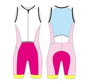custom cycling skinsuit template