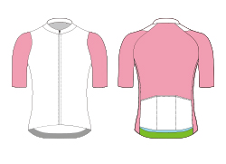 cycling jersey template free download