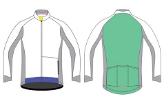 thermal cycling jacket template