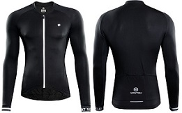 custom long sleeve cycling jerseys